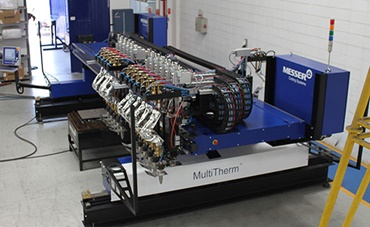 MultiTherm Messer Cutting System